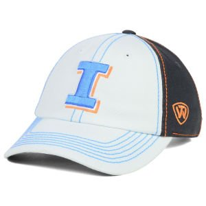 Illinois Fighting Illini Top of the World Palette Cap