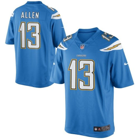 Keenan Allen Los Angeles Chargers Stitched Jersey (2XL)