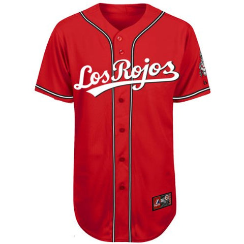 Joey Votto Cincinnati Reds Youth #19 Los Rojos Jersey