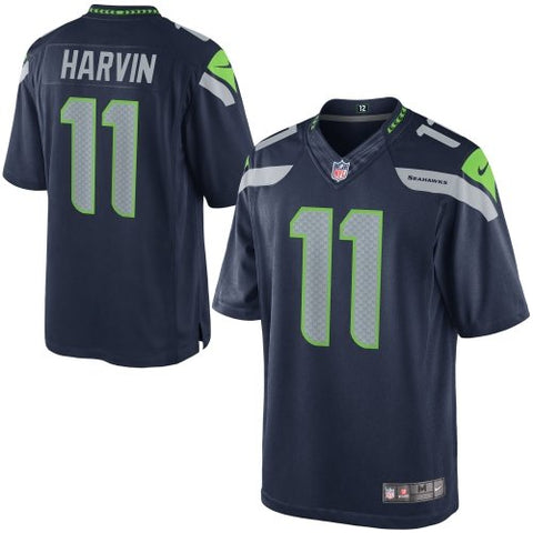 Seattle Seahawks Nike Stitched Percy Harvin Jersey (XL)