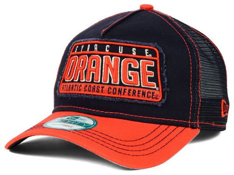 Syracuse Orange New Era NCAA Trip Trucker 9FORTY Cap
