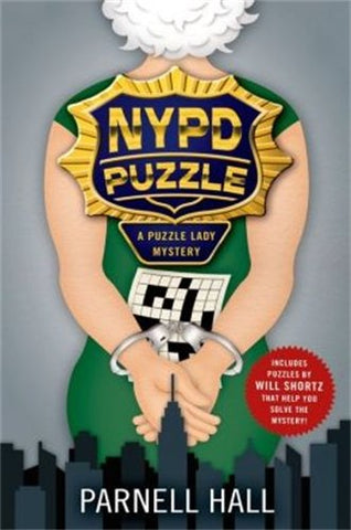 NYPD Puzzle: A Puzzle Lady Mystery (Puzzle Lady Mysteries)