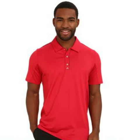 Adidas Puremotion Tour ClimaCool Flex Rib Texture Polo (Small)