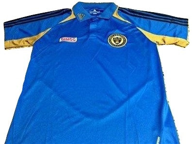 Philadelphia Union ClimaLite Adidas MLS Polo (Medium)