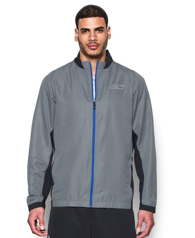 Under Armour SC30 Warm-Up Jacket (Small)