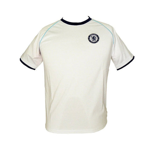 Chelsea Football Club Youth Training Soccer Away Jersey (Small)