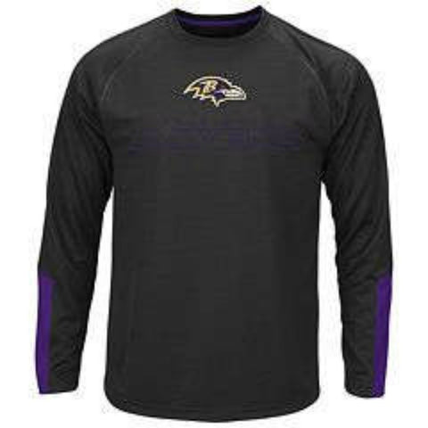 Majestic Baltimore Ravens Cutting Through Tee (M)