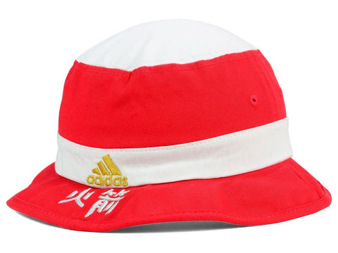 Houston Rockets Adidas NBA Chinese New Year Bucket Hat