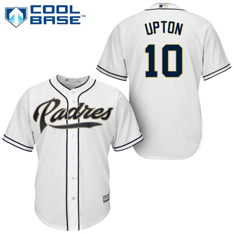 San Diego Padres Youth Justin Upton MLB Cool Base Jersey (Medium)