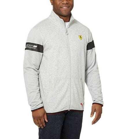 Puma Men's SF Sweat Jacket (Small)
