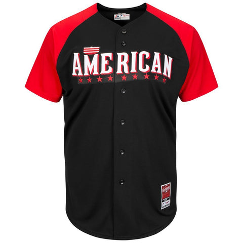 American League 2015 All-Star Authentic Home Run Derby Jersey (Size 40)