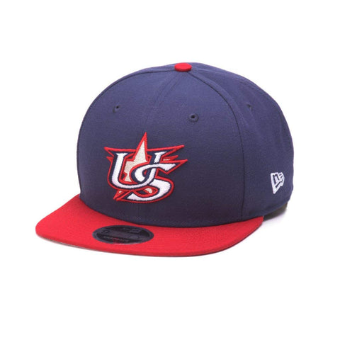 New Era USA Baseball Alternate 9FIFTY Snapback Hat