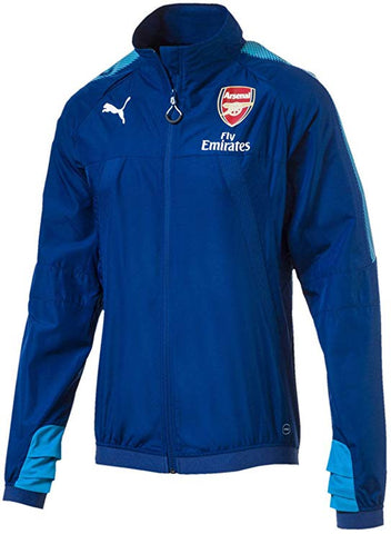 Puma Men's Arsenal AFC Stadium Jacket with Vent Thermo (Medium)