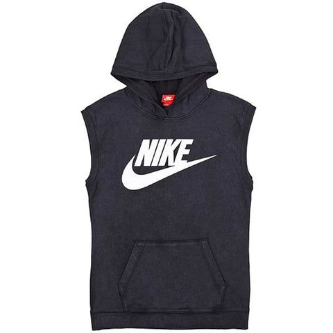 Nike Women's Sleeveless PO Hoodie Wash