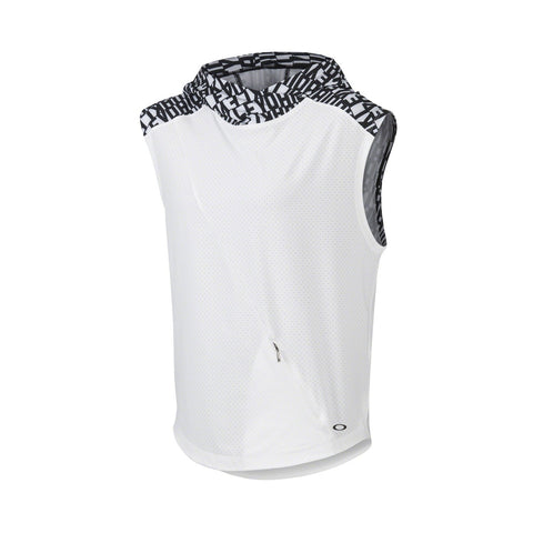 Oakley 511677 Women's High Tides Woven Vest, White - L