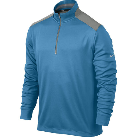 Nike Golf Dri-Fit Performance 1/2 Zip Top (Small)