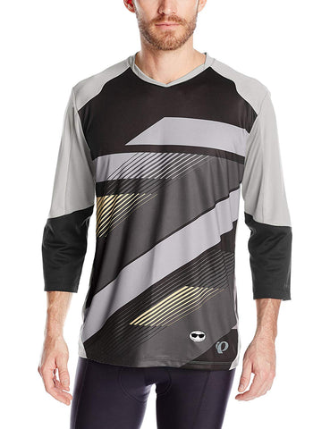 Pearl iZUMi Ride Men's Launch 3/4 Sleeve Jersey (Small)