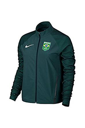 Nike Women's Flex Team Brazil Jacket (Medium)
