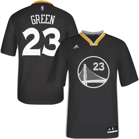 Draymond Green Adidas Golden State Warriors Youth Alternate Jersey