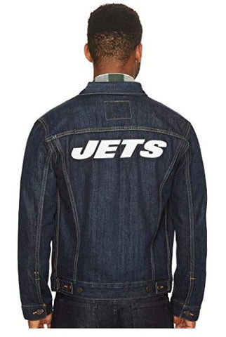 Levi's New York Jets Trucker Jacket (Small)