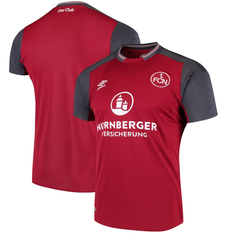 FC Nurnberg Umbro Home Stadium Jersey (2XL)