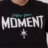 DEFINE YOUR MOMENT Crew Neck Tee