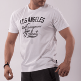 LOS ANGELES Crew Neck Tee