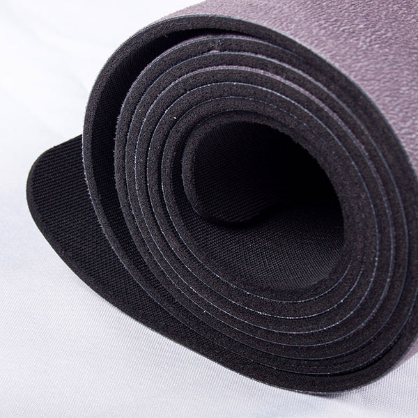 AT Black Suede microfiber mat