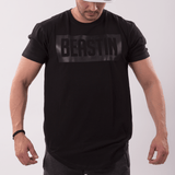 BEASTIN Long Lenght Curved tank Crew Neck Tee