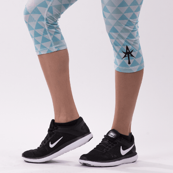at-triangles-pro-womens-3/4-leggins