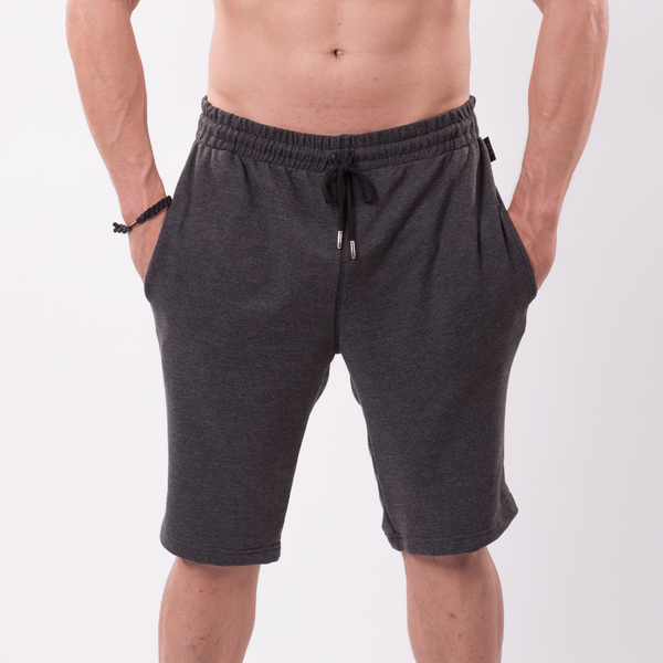 AT CIRCLE Men Relaxed Short gray
