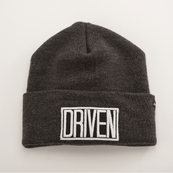 DRIVEN Cuffed Knit Beanie