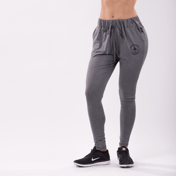 AT CIRCLE Relaxed Jogger pants gray