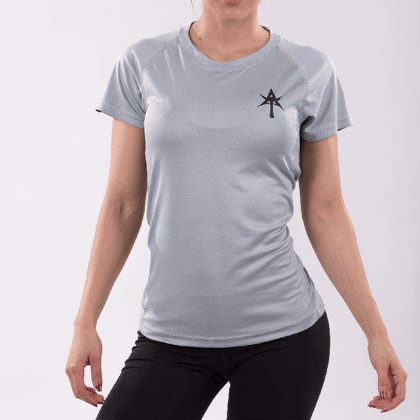 AT Women Performance Shirt Gray