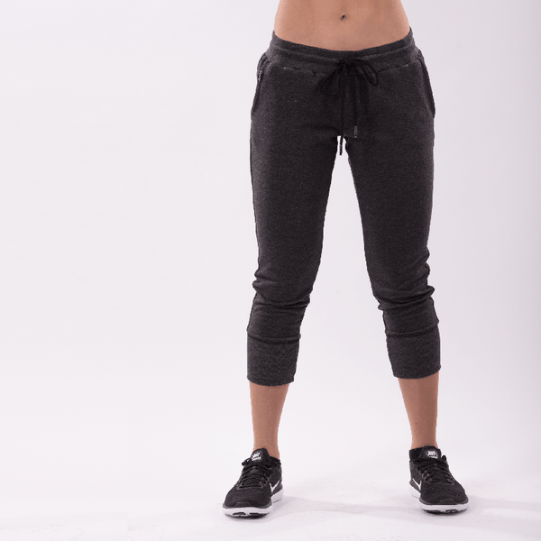 AT CIRCLE TRAINING JOGGER pants gray