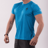 AT Men's Performance Shirt Blue