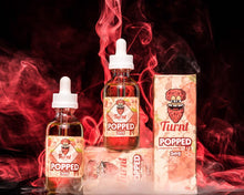 Strawberry Popped  (60ml)