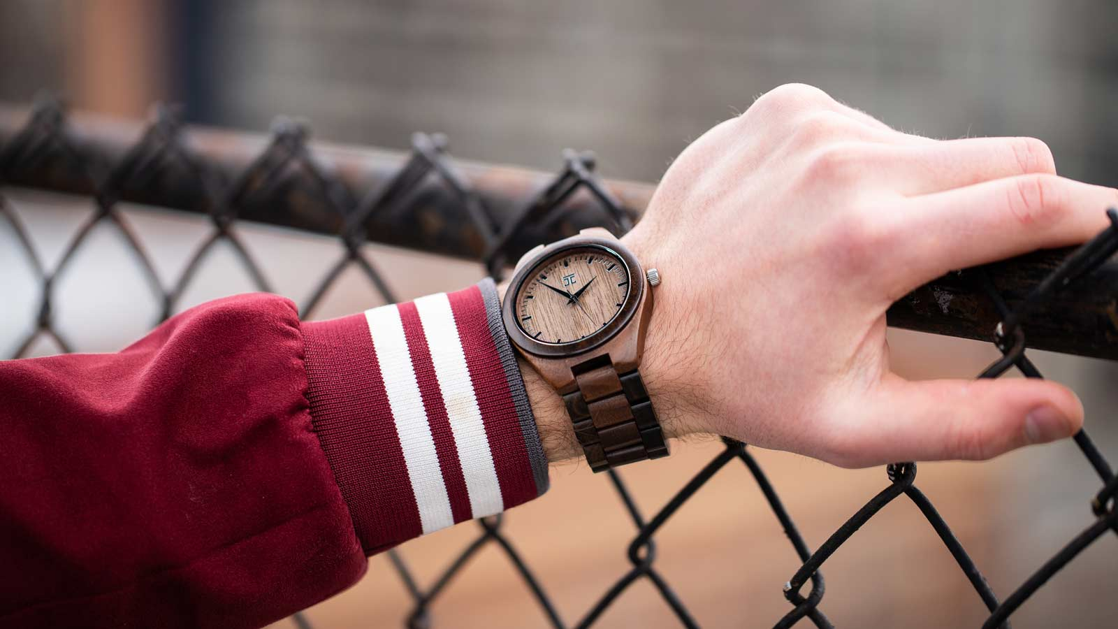 Wooden Watches by Joycoast, Hand Crafted from Walnut
