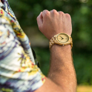 Bamboo - Wooden Watches and Sunglasses - Joycoast