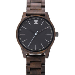 Black Sandalwood Watch for Men