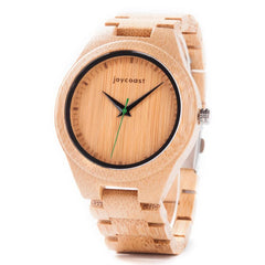 Bamboo Watch, Made from Wood