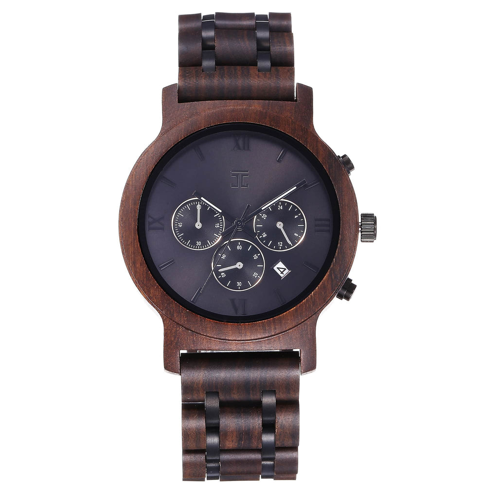Dark Sandalwood Chronograph