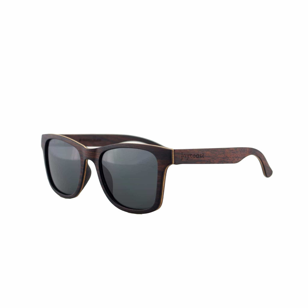 Ebony Wood Waypoints - Wooden Watches and Sunglasses - Joycoast