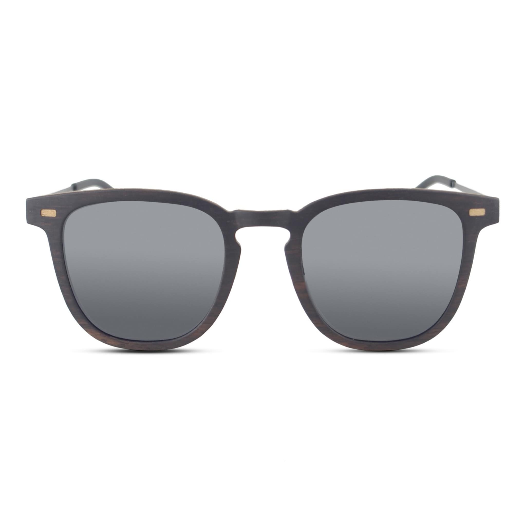 """The Jo"" Ebony Wooden Sunglasses - Wooden Watches and Sunglasses - Joycoast"