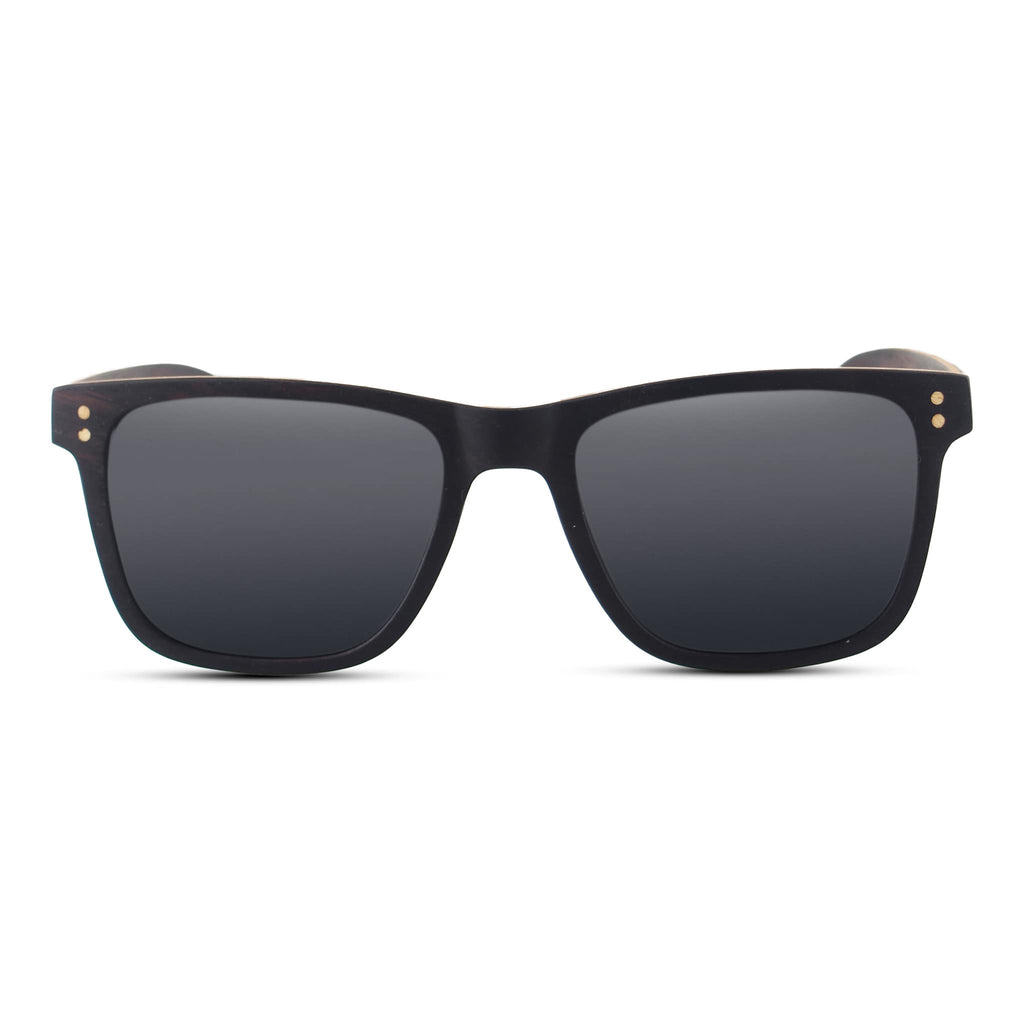 Wayfinder Ebony Wooden Sunglasses - Wooden Watches and Sunglasses - Joycoast