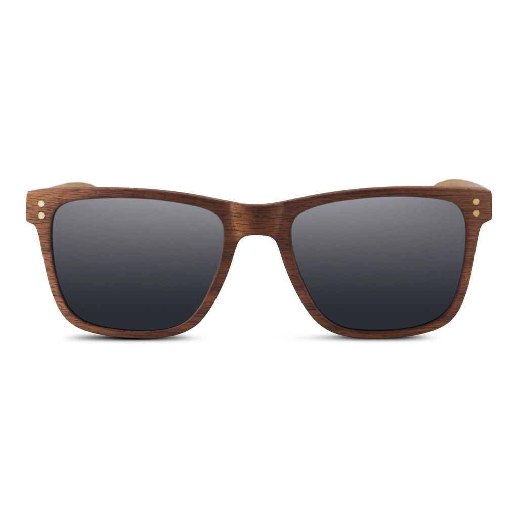 Wayfinder Walnut - Wooden Watches and Sunglasses - Joycoast