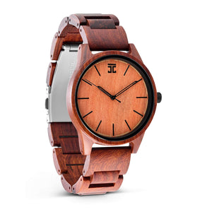 Red Sandalwood - Wooden Watches and Sunglasses - Joycoast
