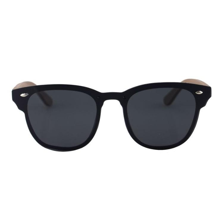 """Bueller"" - Frameless Wooden Sunglasses - Wooden Watches and Sunglasses - Joycoast"