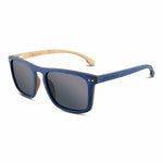 Blu Wood Sunglasses - Wooden Watches and Sunglasses - Joycoast