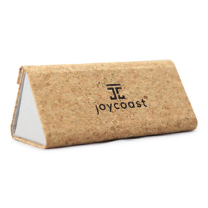 Folding Sunglasses Case - Cork - Wooden Watches and Sunglasses - Joycoast